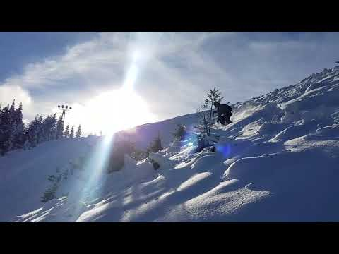 2018 11 24, Snoqualmie Pass, WA, Day 2   Summit Central