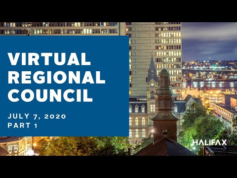 Presentation to Council - July 7, 2020