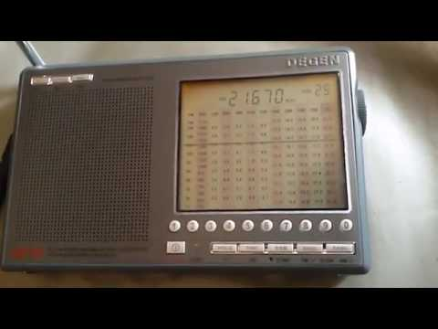 Radio Saudi International Frq  21670