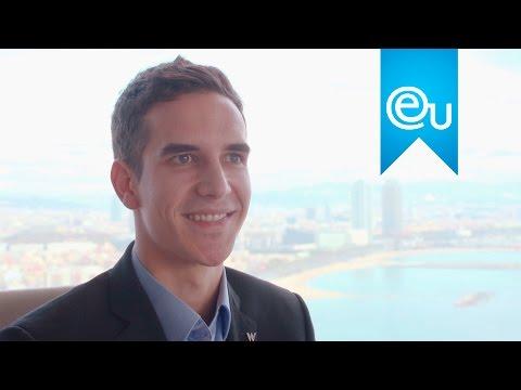 Diogo Pessoa e Costa's Internship at W Barcelona - EU MBA Barcelona Student Experience