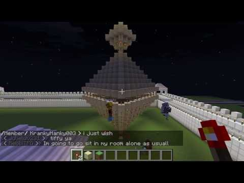 Minecraft - Giant Sand Trap!   With Help From TheMsbkg