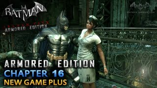 Batman: Arkham City Armored Edition - Wii U Walkthrough - Chapter 16 - Underground