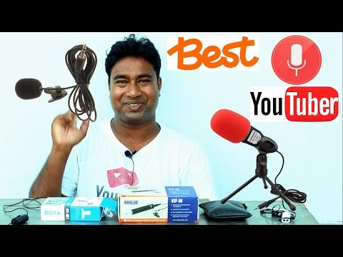 Cheap & Best Mic for YouTubers with Smartphone & Dslr Camera