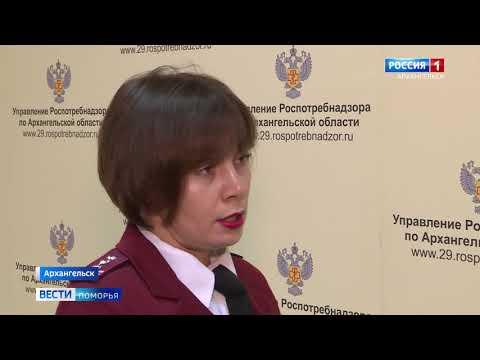 В Архангельской области возрастающая динамика распространения коронавируса