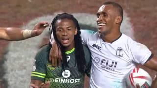 (HD) Hong Kong 7s Cup Final   Fiji v South Africa   Full Match Highlights   Rugby Sevens