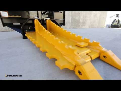 Best Land Clearing Attachment: The Intimidator  |  Danuser