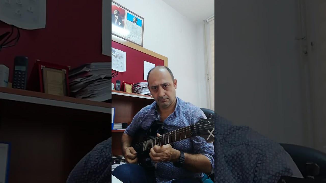ŞİİRE GAZELE ♫ Fon Müziği (Kanun & Gitar)