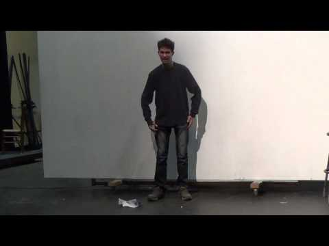 """Ian C. Glover Performs """"What Have I Done"""" Les Miserables Public Domain March 2014"""