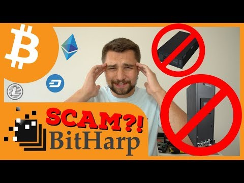 Bitharp Liquid Cooled Mining Rigs Review | SCAM ALERT | Lyre Miner & Harp Bitcoin Miners FAKE!