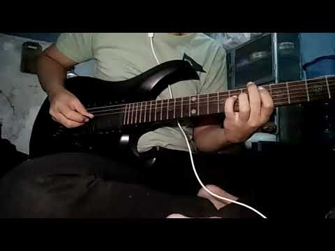 Guitar cover dangdut ZAKIA