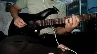 Guitar cover dangdut ZAKIA