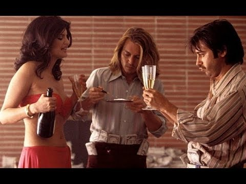Johnny depp and penelope cruz movie