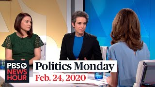Tamara Keith and Amy Walter on Sanders' Nevada victory