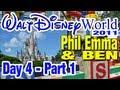 Disney World Vacation 2011 - Day 4 - (1 of 3) - Magic Kingdom