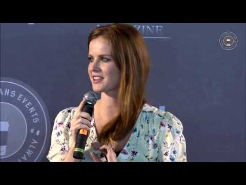 Storytelling Con - Saturday Q&A Panel - Rebecca Mader