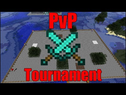 minecraft small pvp tournament youtube. Black Bedroom Furniture Sets. Home Design Ideas