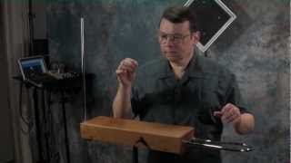 THEREMIN REVIEW: MOOG MUSIC ETHERWAVE STANDARD