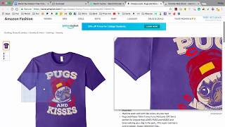 Merch By Amazon | Video 5 | How to Check for Trademarks