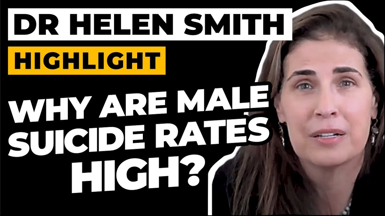 Men in Crisis: Why Is the Male Su*cide Rate so High? (Highlight)
