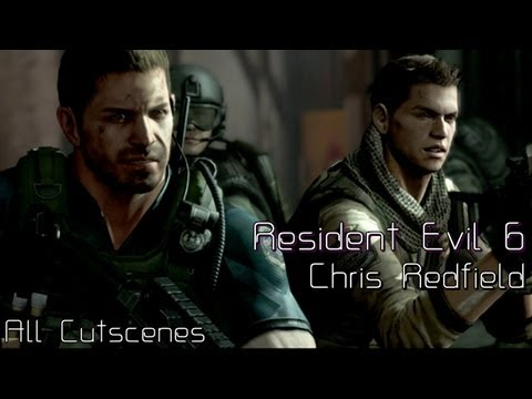 Resident Evil 6 - Chris Redfield [ซับไทย]