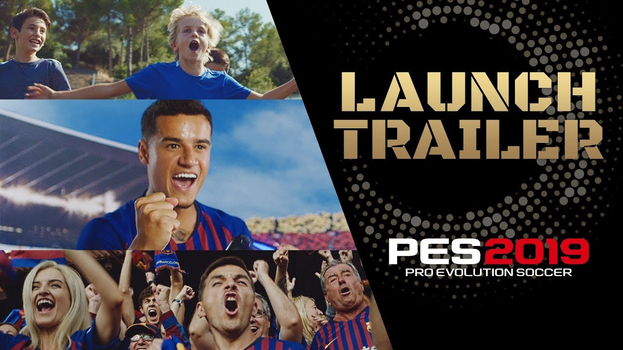 TOP | PES - PRO EVOLUTION SOCCER 2019 Official Site