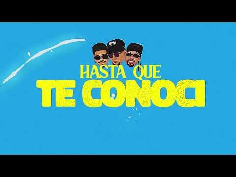 Hasta Que Te Conocí - Blingz ft. Gigolo y La Exce