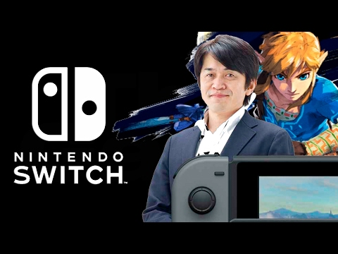 Nintendo Switch - Virtual Console, Zelda Expansion, Third Parties