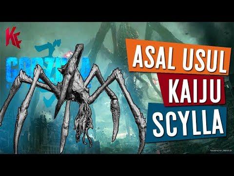 Asal Usul Titanus SCYLLA   Godzilla: King Of The Monsters Indonesia