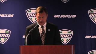2015 Mid-American Conference State of the Conference