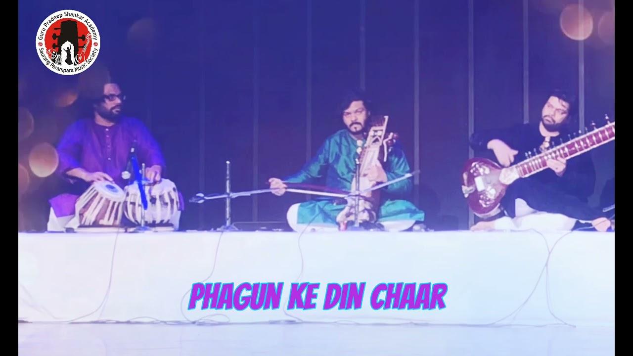 """ Phagun Ke Din Chaar "" Traditional Hori By- Murad Ali Khan & Fateh Ali Khan"