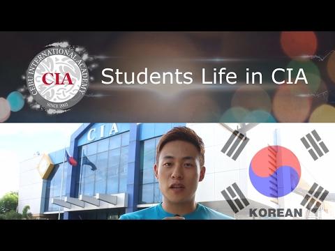 (English School in Cebu, Philippines ) Cebu International Academy - Student's Life in CIA
