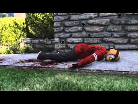 WORK REMIX (A$AP Ferg) - Grand Theft Auto V