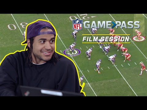 Eric Kendricks Breaks Down Zone Coverage, Defending Mobile QBs, & More! | NFL Film Session