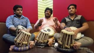 GHUNGROO TABLA SOLO BY 'USTAD SEHZAD JANI' NEW