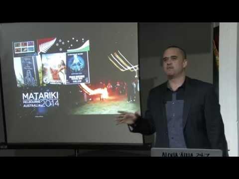 EIT Public Lecture - Doctor Rangi Matamua