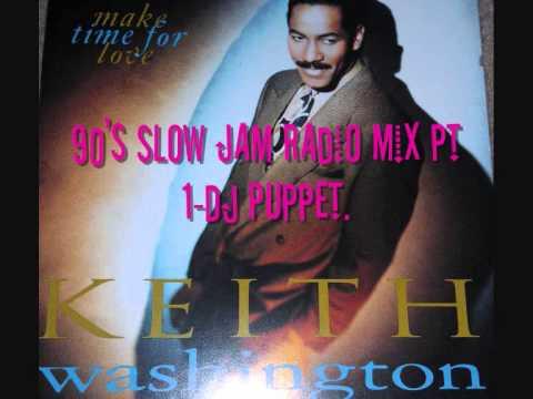 90's Slow Jam Radio Mix Pt 1 Dj Puppet