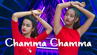 Chamma Chamma - Fraud Saiyaan || Neha Kakkar || Dance Cover By Beauty Khan and Sneha Bakli