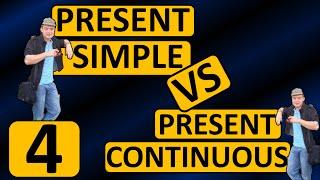 4. Английский: PRESENT SIMPLE или PRESENT CONTINUOUS (Max Heart)