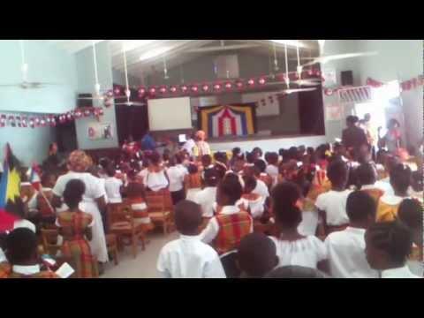 God Bless Antigua