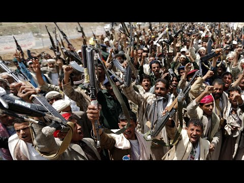 A Coup in Yemen? Jeremy Scahill & Iona Craig on Rebel Offensive to Seize Power, Saudi Role & AQAP