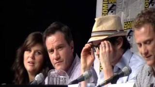 White Collar SDCC 2010 Panel Part 2 of 6