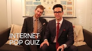 Internet Pop Quiz with Rhett & Link
