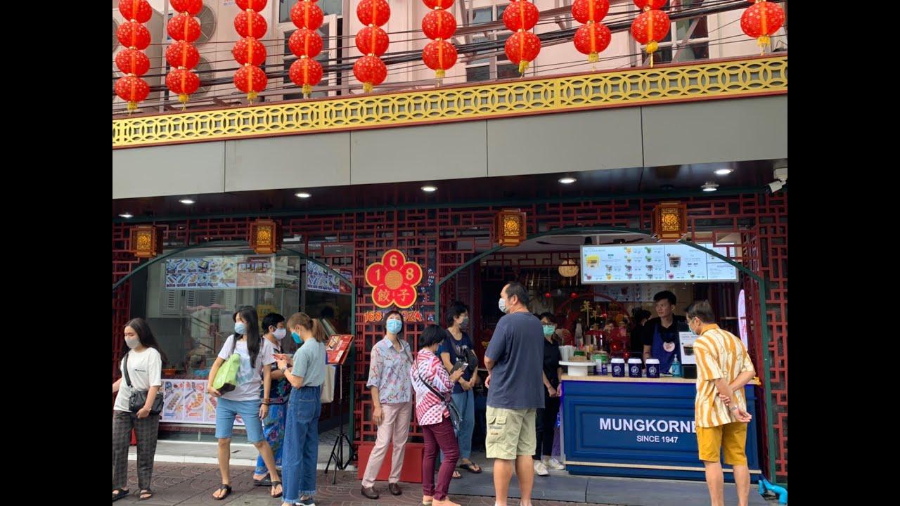 曼谷中國城白天時段的排隊美食,給老饕參考,也提供想開餐飲業的朋友參考
