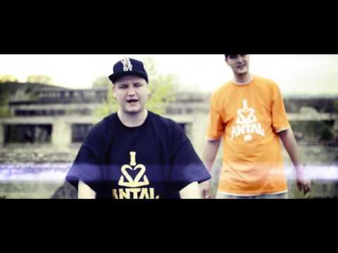 Antal & Day - Szavak egymás után (Music Video)