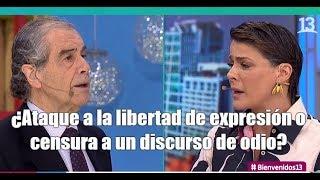"Expulsan a Hermógenes Pérez de Arce del ""Canal 13"""