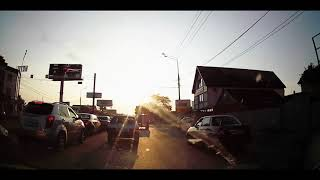 Краснодар. Пробка на розыгрыш авто в OZmall