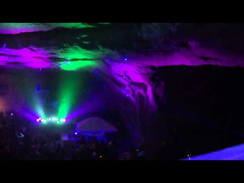 T/LEC at Boogie Knights Halloween 2014 Bass Cave Rave Part 1