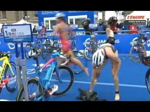 Championnats du Monde de relais mixte - Hambourg - 16 juillet 2017