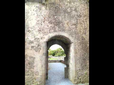 Corcomroe Abbey - County Clare - Ireland 2013