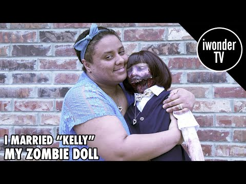 Felicity Kadlec Rossi Is Married To Her Zombie Doll Kelly